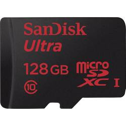SDXC-kartica 128 GB SanDisk ultra® Class 10, UHS-I uklj. SD-adapter