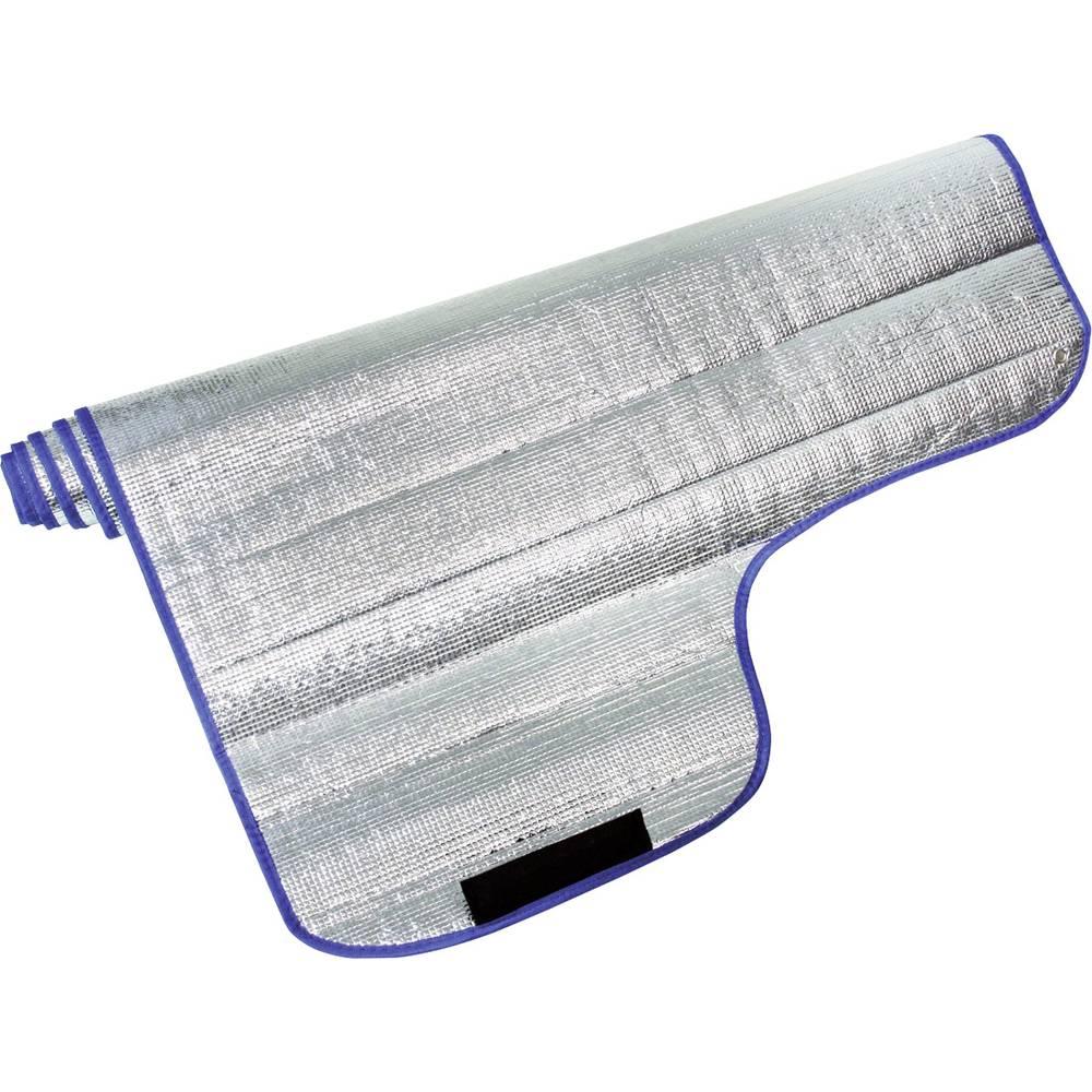 Rudeafdækning DINO Aluminium (poleret)