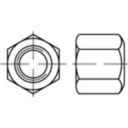 Sekskantmøtrikker M24 DIN 6330 Rustfrit stål A4 10 stk TOOLCRAFT 1067123