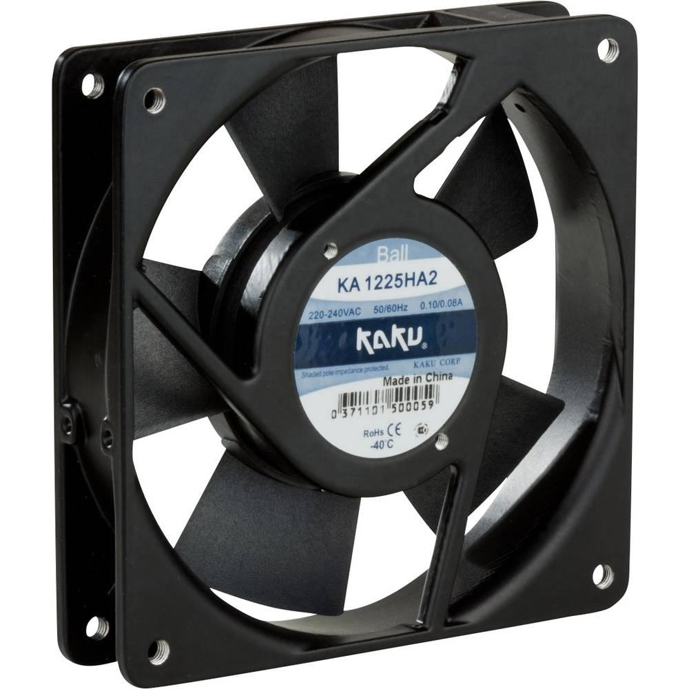 Aksialni ventilator 230 V/AC 112.2 m/h (D x Š x V) 120 x 120 x 25 mm KA1225HA2BMT