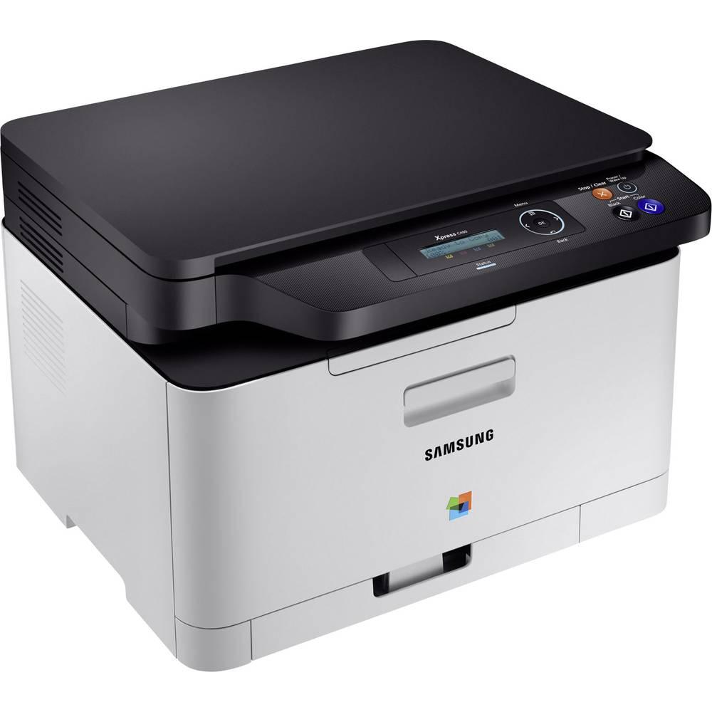 Samsung Xpress C480 Barvni multifunkcijski tiskalnik A4 tiskalnik, skener, kopirni stroj