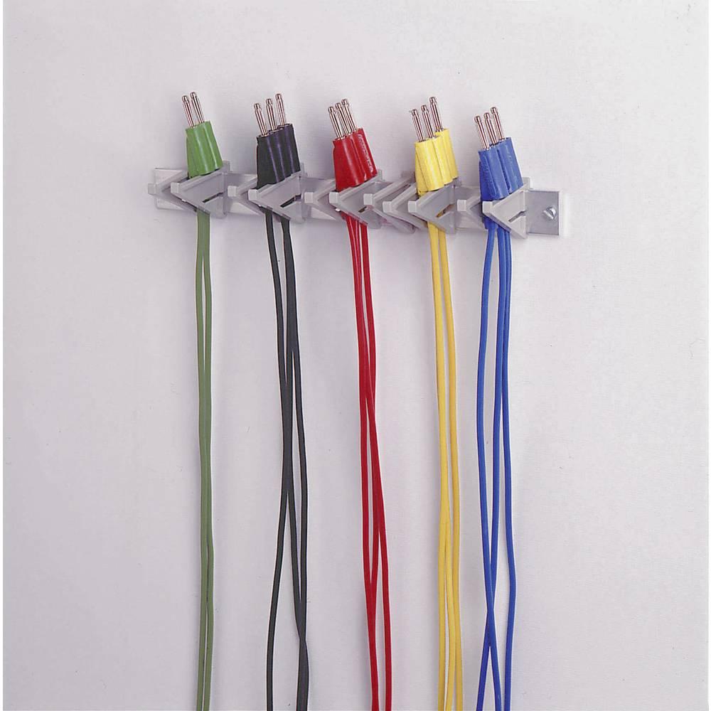 VOLTCRAFT MHS4025 BEST držalo za merilne kable na kolesih