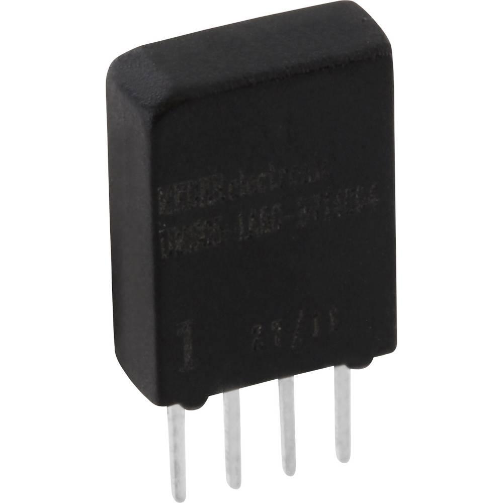 Reed-relæ 1 x sluttekontakt 5 V/DC 0.5 A 10 W SIL StandexMeder Electronics UMS05-1A80-75L