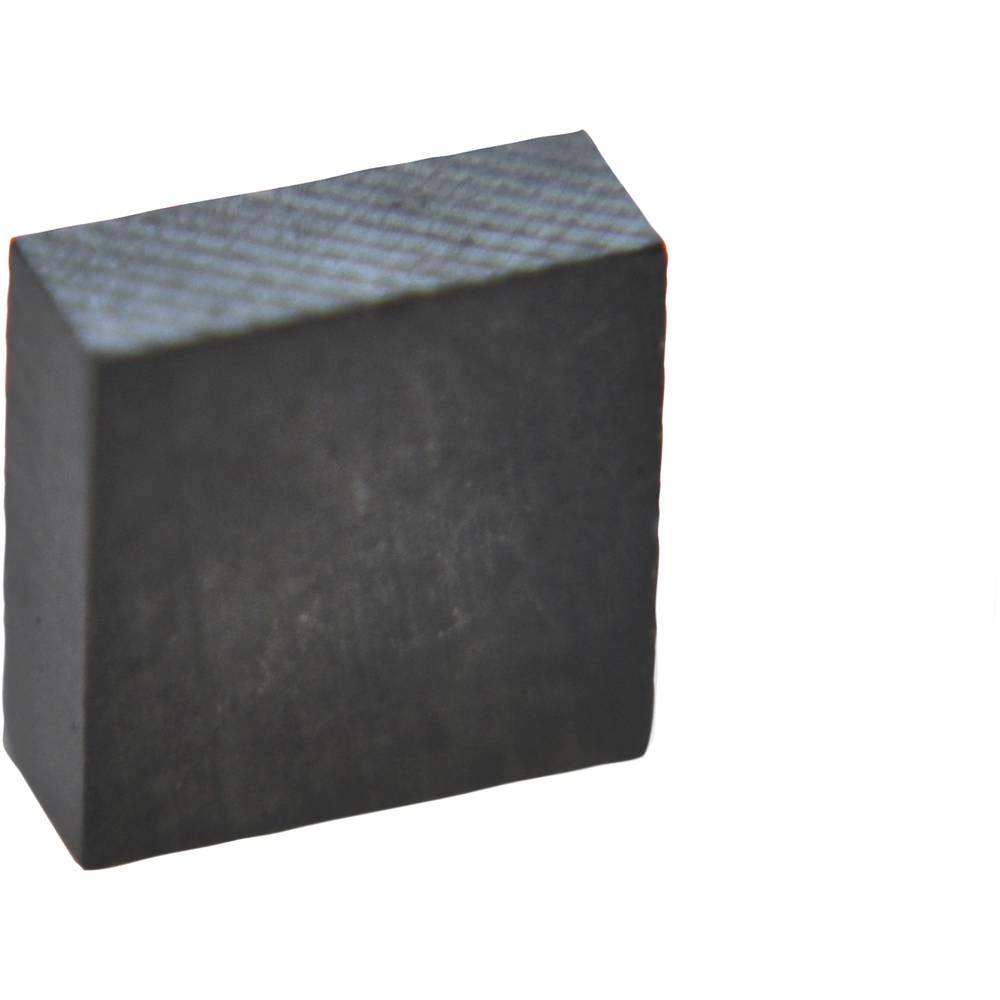 Permanent-magnet Kvadratisk Hård ferrit Grænsetemperatur (max.): 250 °C StandexMeder Electronics HF8/22