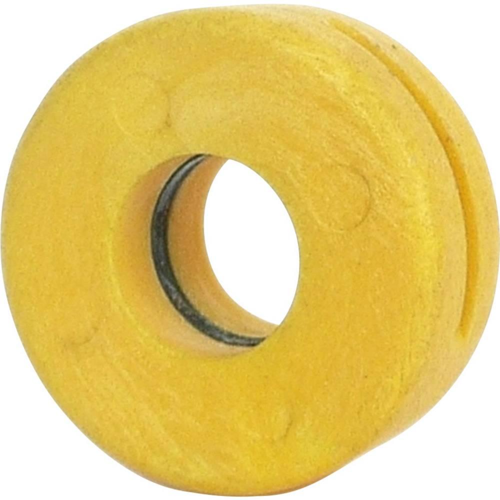 Permanent-magnet Ring Hård ferrit Grænsetemperatur (max.): 120 °C StandexMeder Electronics MS03-PP