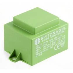 Printtransformator 1 x 230 V 1 x 6 V/AC 10 VA 1667 mA SPK 08006 Spitznagel