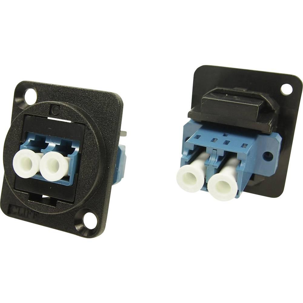 XLR adapter LC Duplex SM adapter, vgradni CP30213 Cliff vsebina: 1 kos