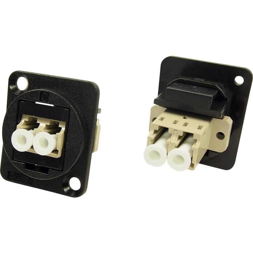 XLR adapter LC Duplex MM adapter, vgradni CP30214 Cliff vsebina: 1 kos