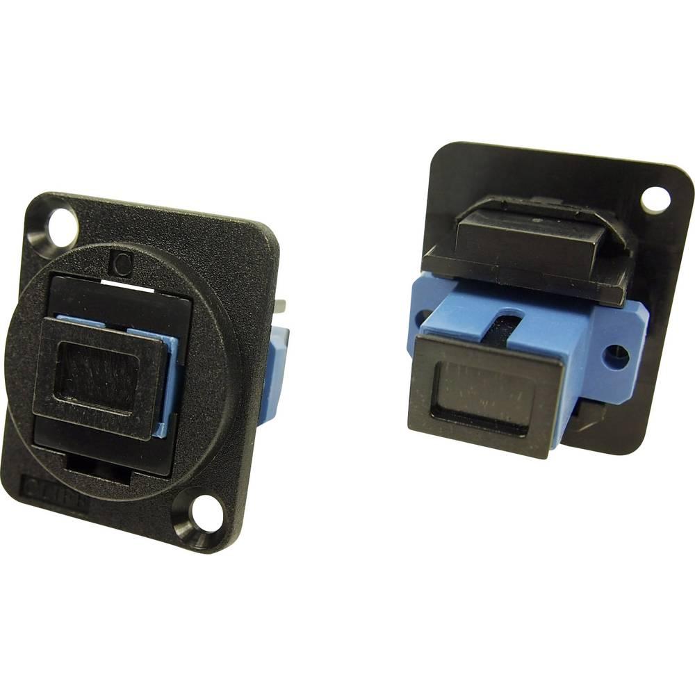 XLR adapter SC Simplex SM adapter, vgradni CP30215 Cliff vsebina: 1 kos