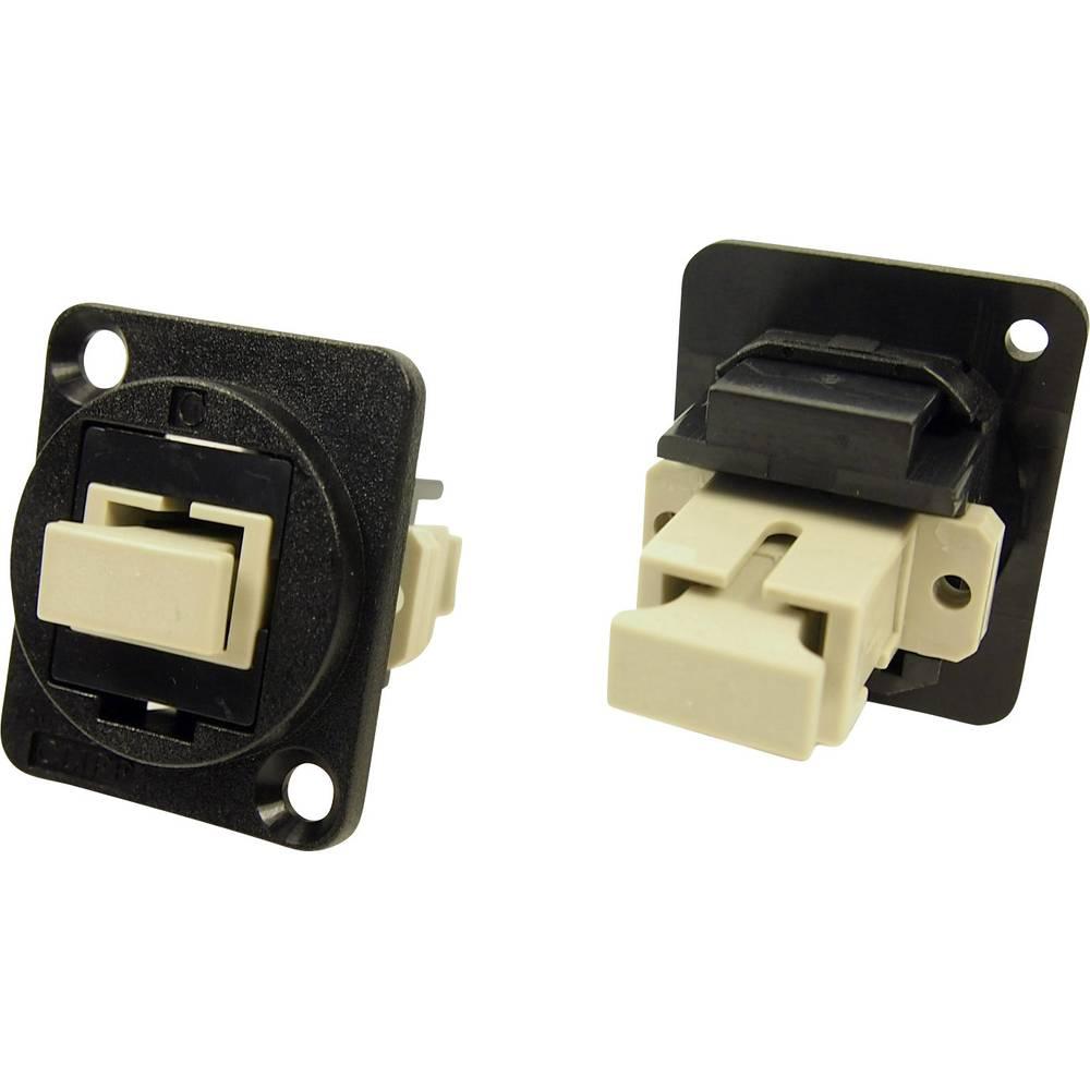 XLR adapter SC Simplex MM adapter, vgradni CP30216 Cliff vsebina: 1 kos