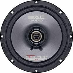 Mac Audio STAR FLAT 16.2 2-sistemski koaksialni zvočniki za vgradnjo 280 W Vsebina: 1 par