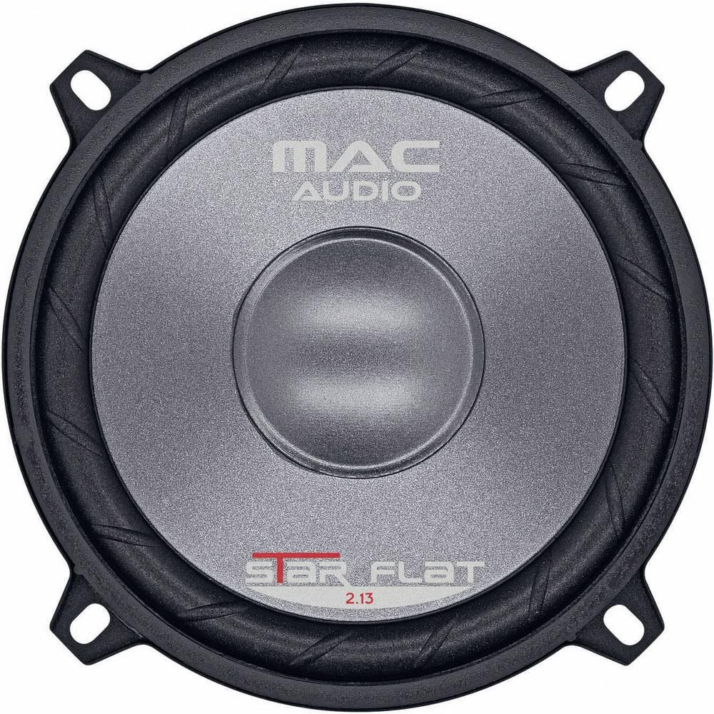 2-vejs koaksial-indbygningshøjtaler Mac Audio STAR FLAT 2.13 280 W 1 pair