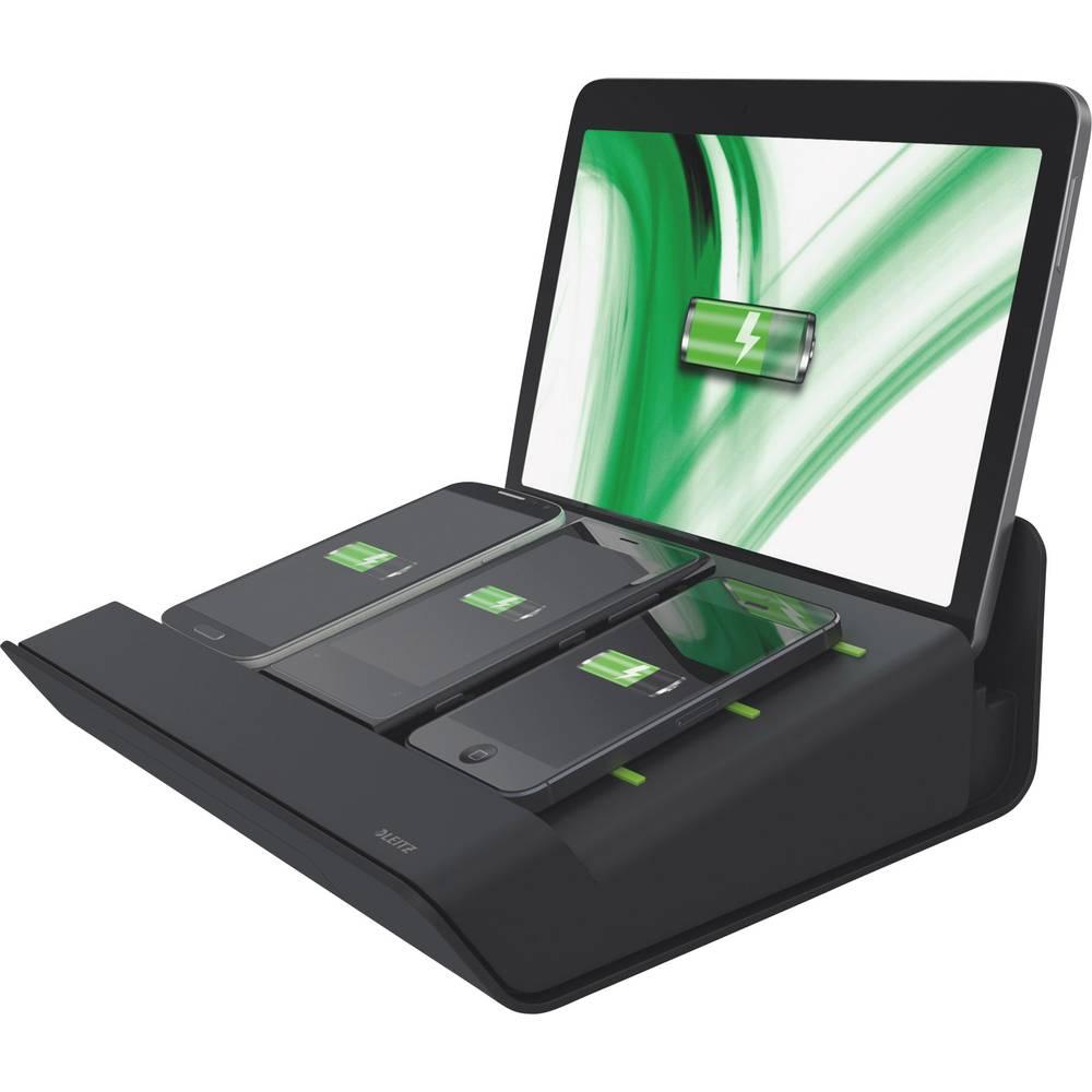 Leitz Multi-Charger XL 6289-00-95 USB polnilna postaja Izhodni tok maks. 4000 mA 4 x USB