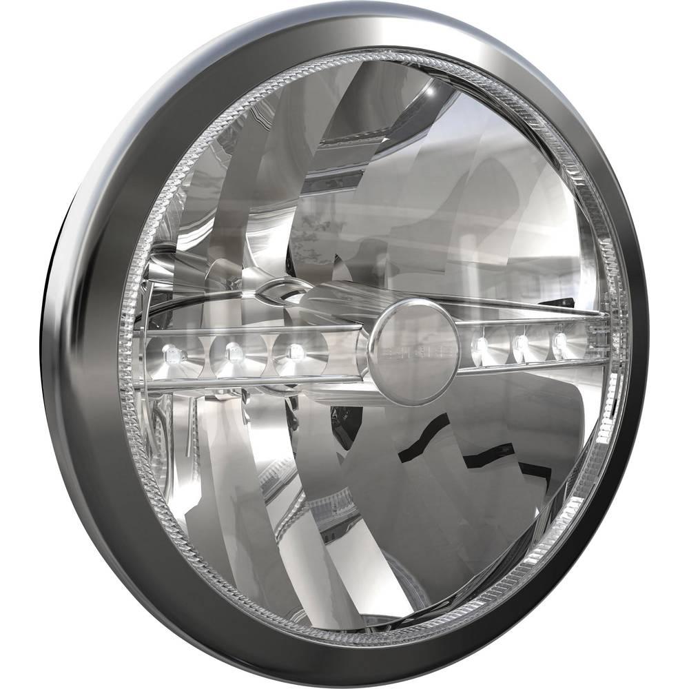 Daljinski žaromet, pozicijska luč Super Oscar LED Fern-/pozicijska luč črne barve/krom LED CIBIE () 222 mm