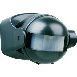 Utanpåliggande PIR-rörelsedetektor Smartwares 180 ° IP44 Svart