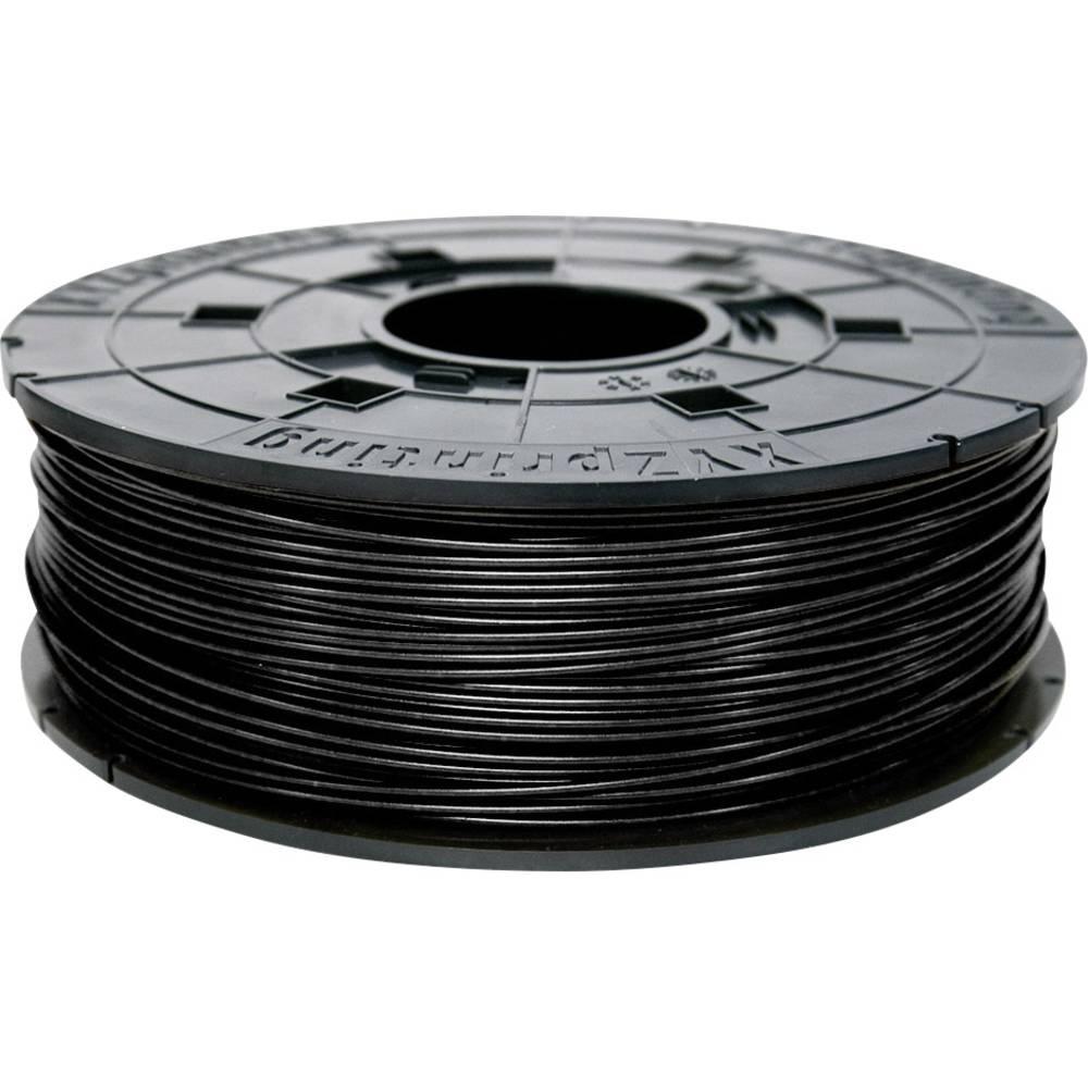 Filament XYZprinting PLA 1.75 mm črne barve 600 g kartuša