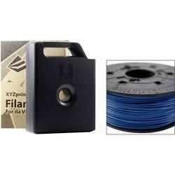 3D-skrivare Filament XYZprinting ABS-plast 1.75 mm Stålblå 600 g Kassett
