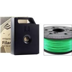 3D-skrivare Filament XYZprinting ABS-plast 1.75 mm Flaskgrön 600 g Kassett