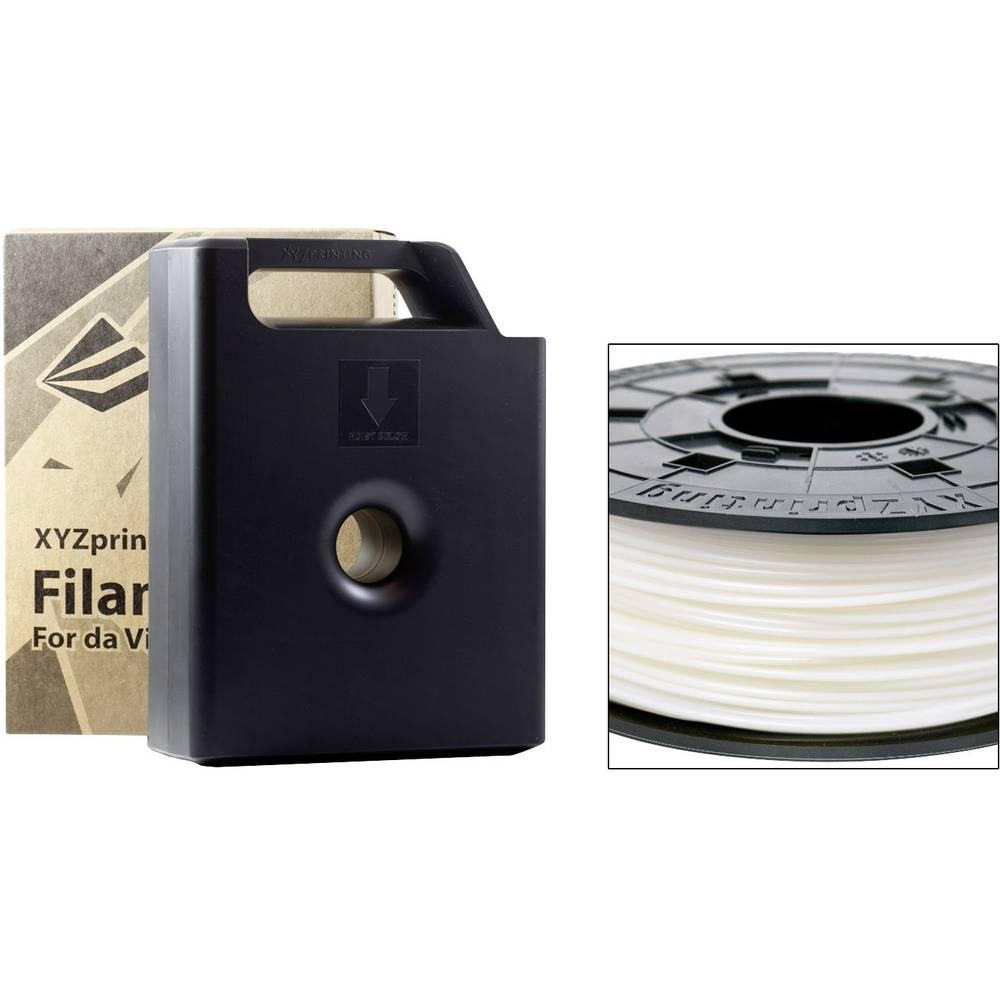 Filament XYZprinting ABS 1.75 mm naravne barve 600 g kartuša