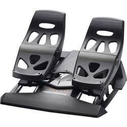 Bromspedal Thrustmaster TFRP T.Flight Rudder Pedals USB, RJ12 PC, PlayStation 4 Svart