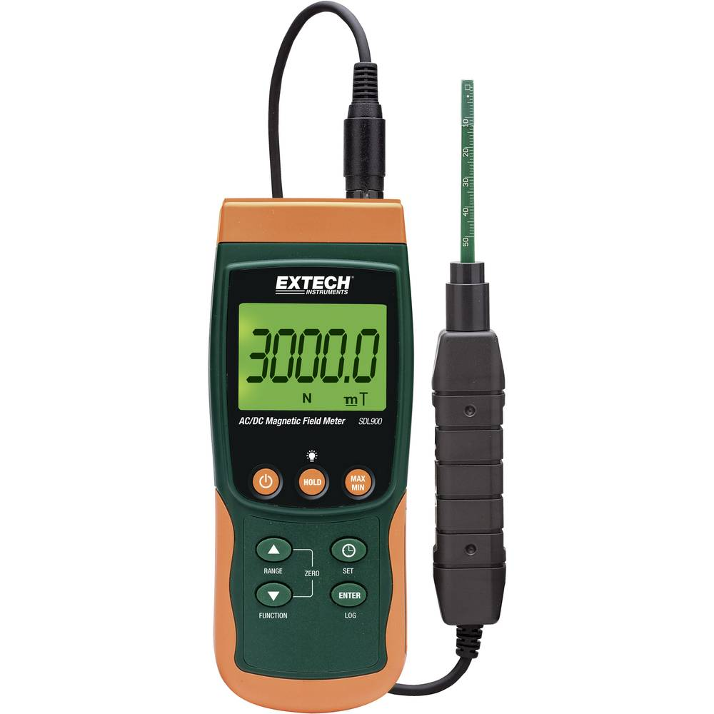Extech SDL900 analizator magnetnega polja, tester magnetnega polja