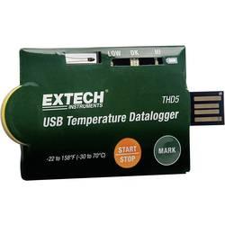 Zapisivač podataka mjerenja temperature Extech THD5
