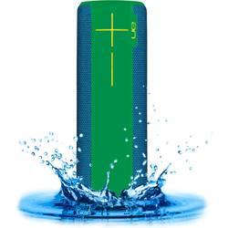 Bluetooth-högtalare UE ultimate ears UE Boom 2 GreenMachine NFC, Stänkvattenskyddad, Stötsäker Grön