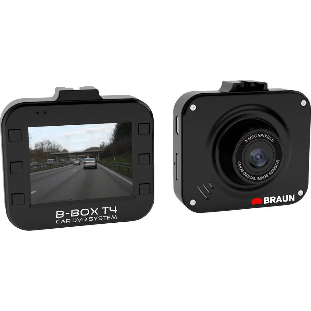Avto kamera Braun Germany B-Box T4 vodoravni kot gledanja=120 ° 12 V