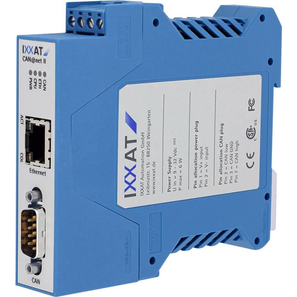 CAN pretvornik CAN Bus, Ethernet Ixxat 1.01.0086.10201 delovna napetost: 12 V/DC, 24 V/DC