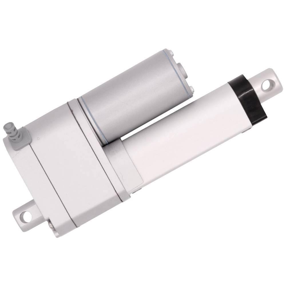 Električni cilinder 24 V/DC dolžina hoda: 200 mm 1000 N Drive-System Europe DSZY1-24-40-200-POT-IP65