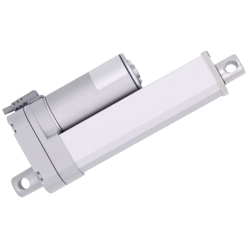 Električni cilinder 12 V/DC dolžina hoda: 200 mm 2500 N Drive-System Europe DSZY4-12-50-200-IP65