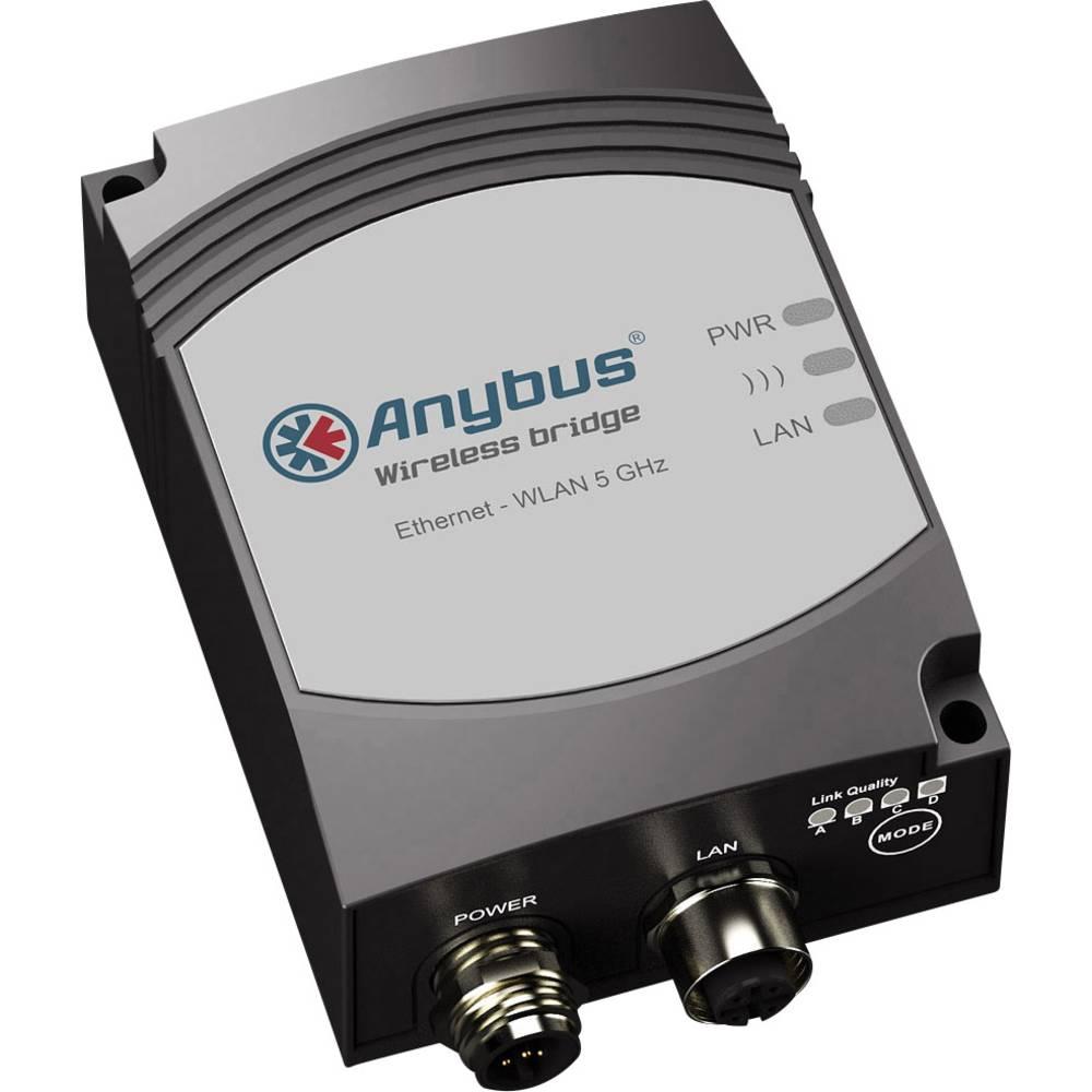 Brezžični mostiček , brezžični internet Anybus 021450 delovna napetost: 12 V/DC, 24 V/DC