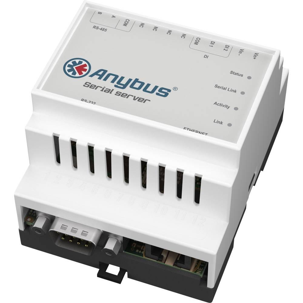 Serijski strežnik LAN, RS-232, RS-485 Anybus AB7701 delovna napetost: 12 V/DC, 24 V/DC