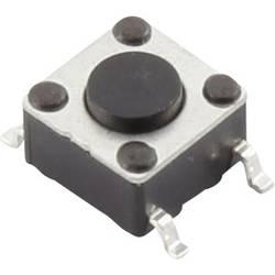 YST-1102S tipkalo 12 V/DC 0.05 A 1 x izklop/(vklop) tipkalno 1 kos