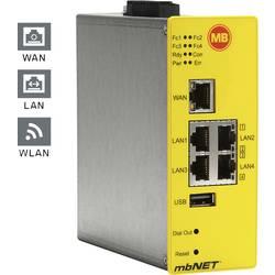 Industri router USB, LAN, WLAN MB Connect Line GmbH
