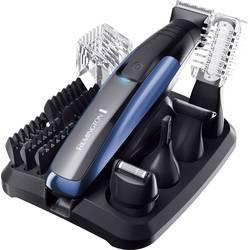Strižnik las in brade Remington PG6160 GroomKit Lithium pralen črn, moder