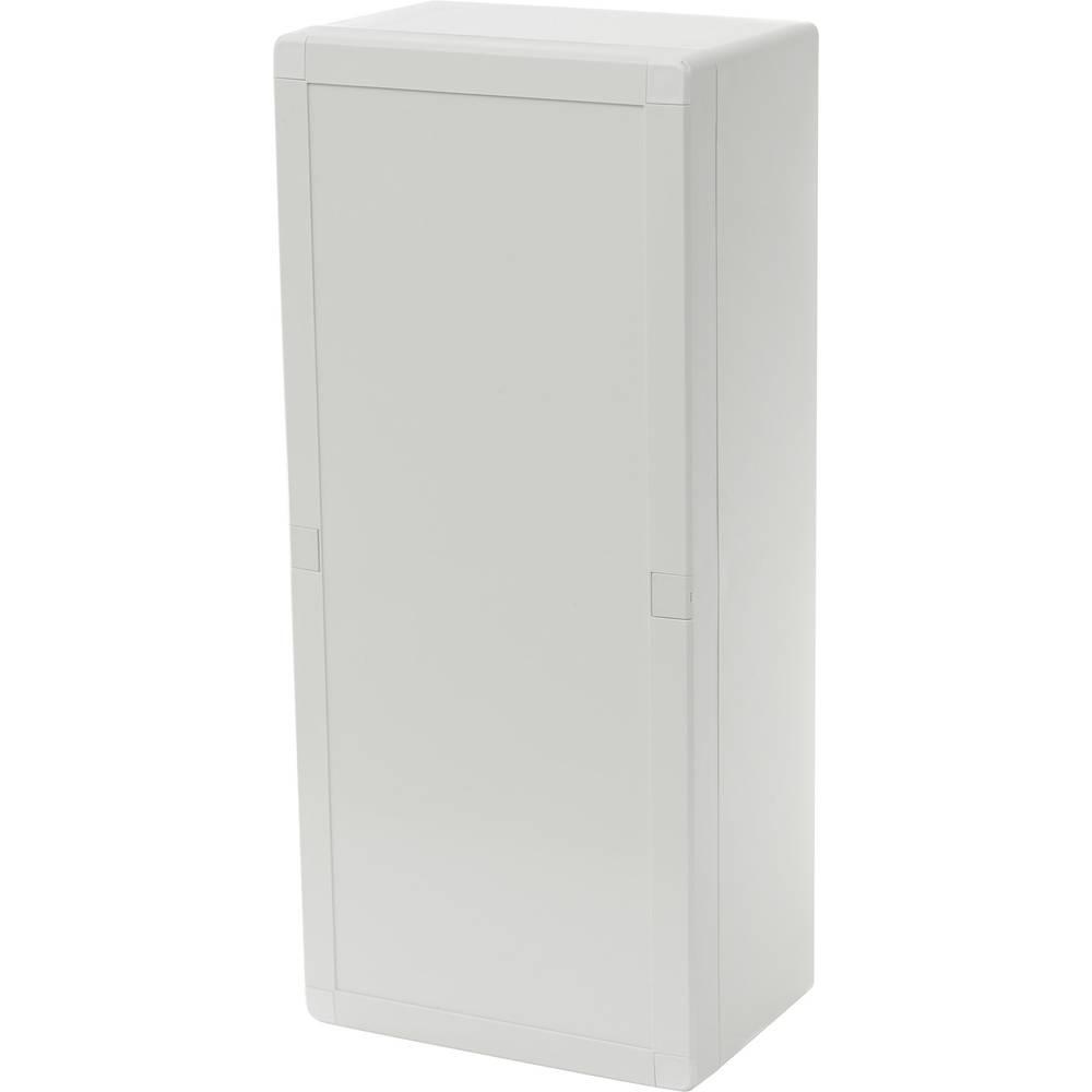 Kabinet til montering på væggen, Installationskabinet Fibox EURONORD 3 PCQ3 163610 360 x 160 x 101 Polycarbonat 1 stk