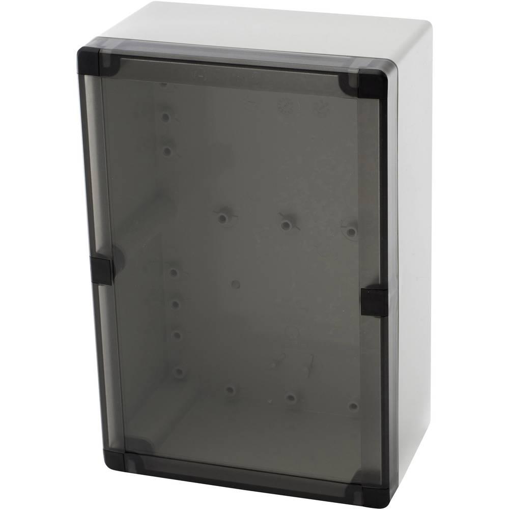 Kabinet til montering på væggen, Installationskabinet Fibox EURONORD 3 PCTQ3 162409 244 x 164 x 90 Polycarbonat 1 stk