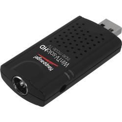 TV-ključ Hauppauge WinTV-Solo HD z anteno DVB-T, daljinski upravljalnik, število sprejemnikov: 1