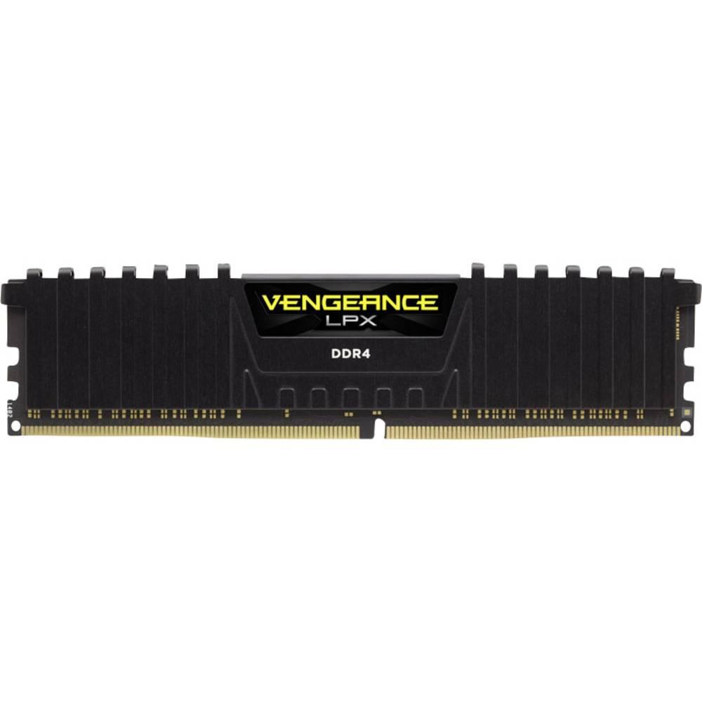 Corsair pc pomnilniški modul Vengeance® LPX CMK8GX4M1A2400C16 8 GB 1 x 8 GB ddr4-ram 2400 MHz CL16-16-16-39