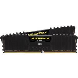 Komplet za računalniški delovni pomnilnik Corsair Vengeance® LPX CMK16GX4M2A2133C13 16 GB 2 x 8 GB DDR4-RAM 2133 MHz CL13 15