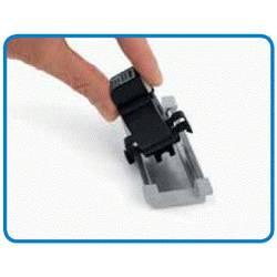 WAGO 855-9900 Adapter za nosilna vodila, za transformator toka, serija 855-x0x, primeren za: 855-301, 855-305, 855-401, 855-405,