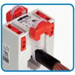 WAGO 855-9910 Hitro montažni adapter WAGO 855-9910 za transformator toka, serije 855-x0x, primeren za: 855-301, 855-305, 855-401