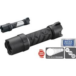 LED žepna svetilka Coast Polysteel 400 baterijska 300 lm 182 g črn, siv