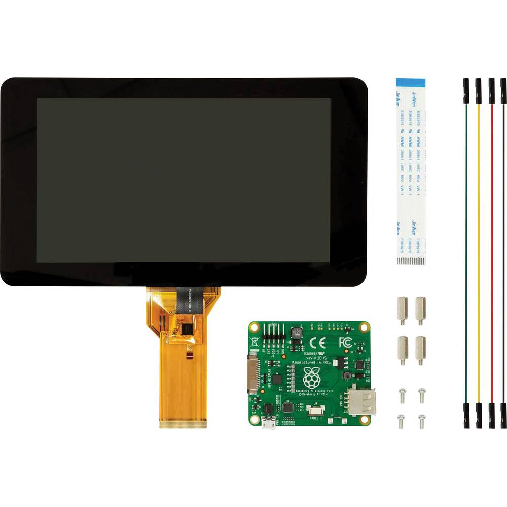 Raspberry Pi® Display-Modul Raspberry Pi® RB-LCD-7