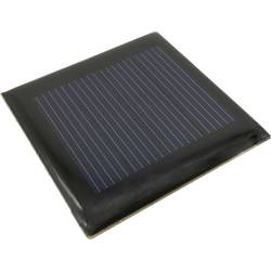 Solarna celica POLY-PVZ-4949-2V 2 V/DC 0.1 A 1 kos (D x Š x V) 49 x 49 x 3.1 mm