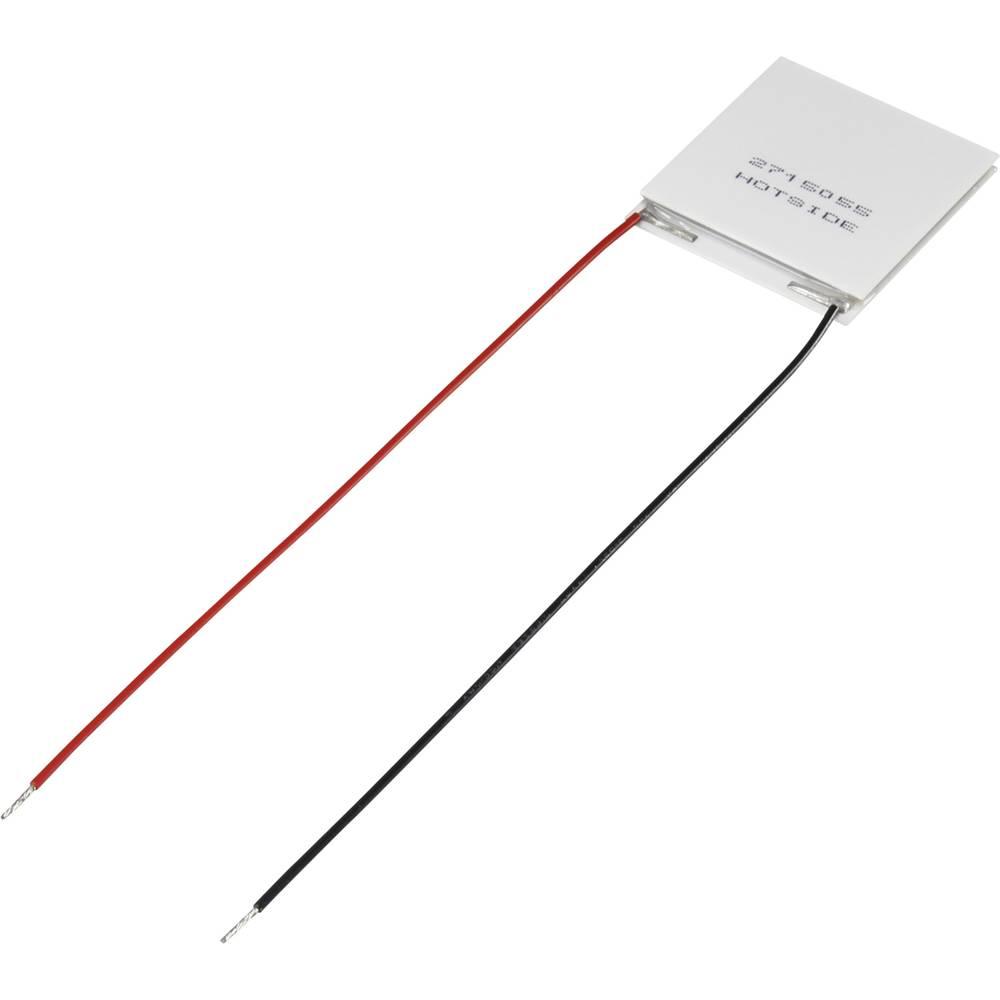 Peltier-element 1.8 V/DC (L x B x H) 40 x 44 x 3.3 mm