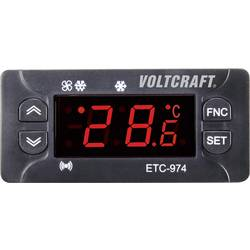Regulator temperature VOLTCRAFT ETC-974 NTC, PTC -50 do 140 °C releji 10 A (D x Š x V) 71 x 29 x 34.5 mm