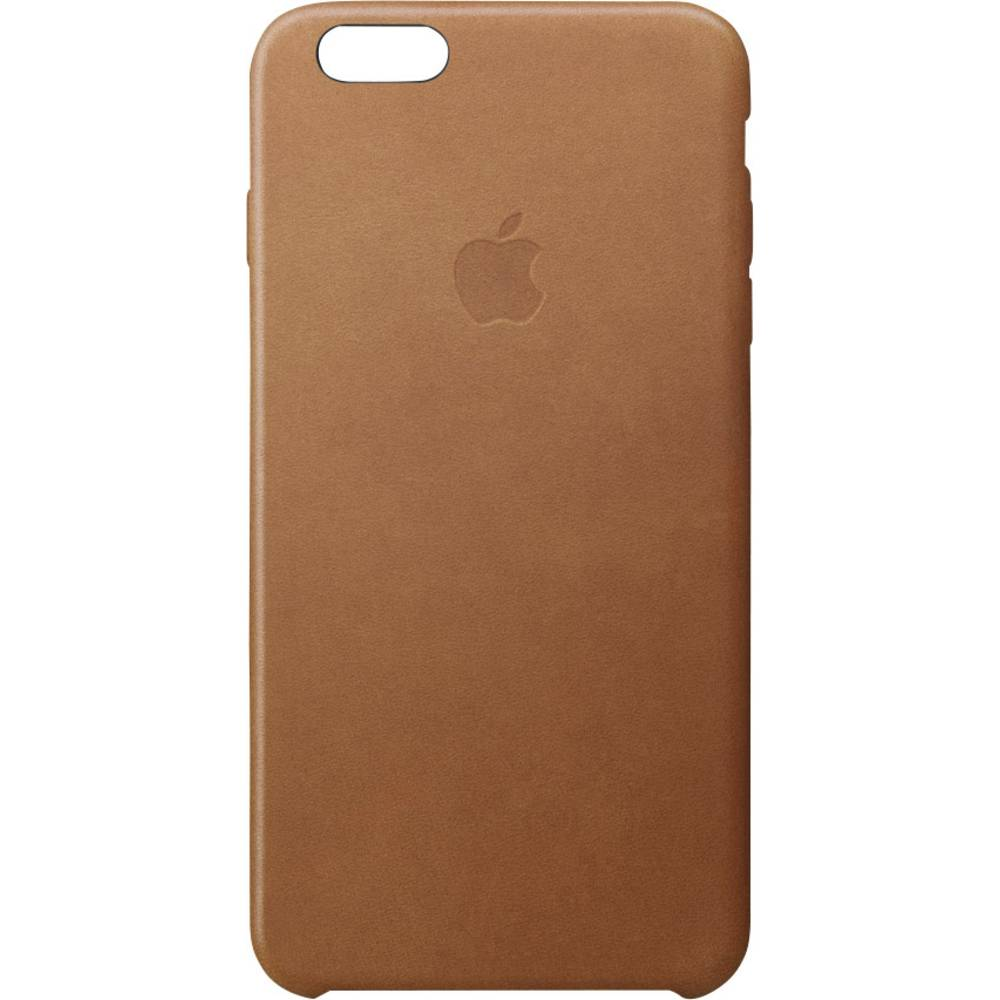 Apple iPhone Cover Leder Case primeren za: Apple iPhone 6S, Apple iPhone 6, rjav