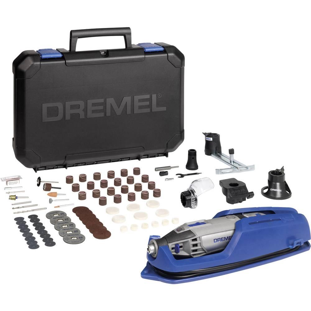 Večnamensko orodje, vklj. dodatna oprema, kovček 81-delni komplet 175 W Dremel 4200-4/75 F0134200JE